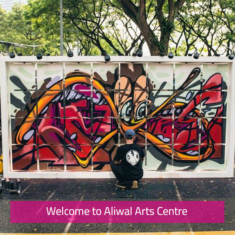 Welcome to Aliwal Arts Centre